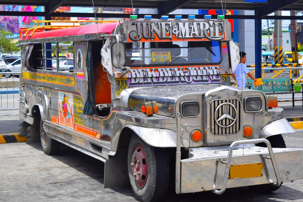 Who Has The Coolest Jeepney All Over The Country