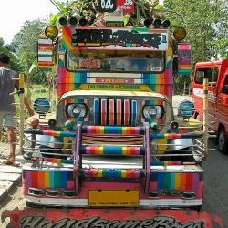 Jeepney Cebu Philippines